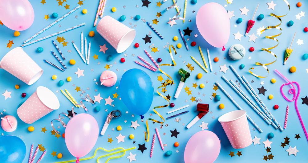Idées pour fêter l'anniversaire de votre enfant et de ses amis chez vous ou dans votre jardin !